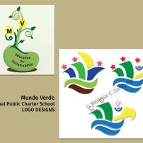 Mundo Verde Logo Designs Concepts
