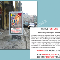 NRCAT Torture Awareness Campaign Design Concept