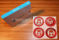 Red Tess Freelance Sticker Designs