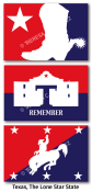 Texas Flag Redesign Concepts